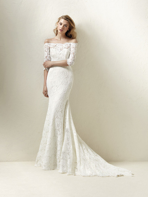 Pronovias Wedding Dress Dracane