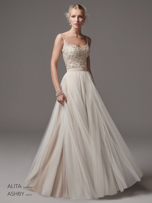 Sottero and Midgley Ashby Skirt