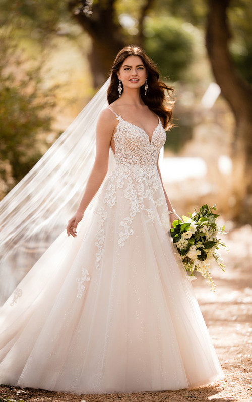 Essense of Australia Wedding Dress D2363