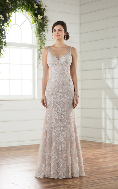 Essense of Australia Wedding Dress D2362