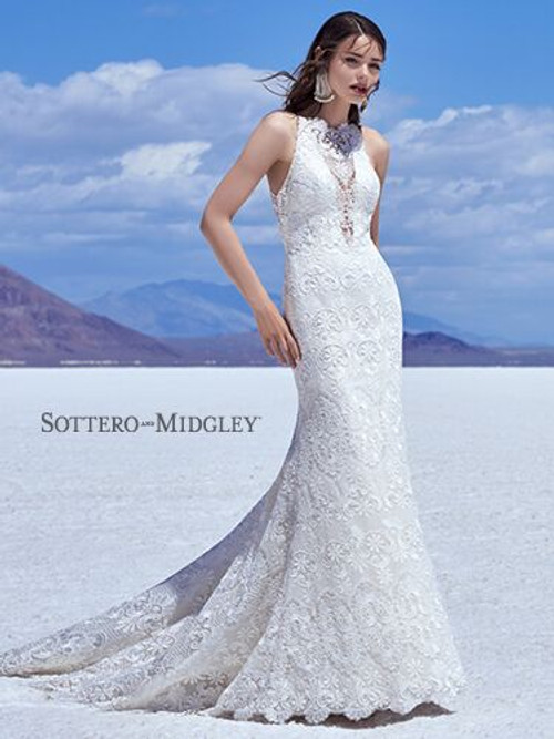 Sottero and Midgley Wedding Dress Zayn