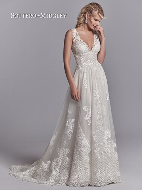 Sottero and Midgley Wedding Dress Oliver