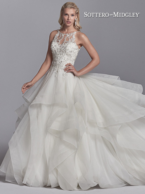 Sottero and Midgley Wedding Dress Murphy