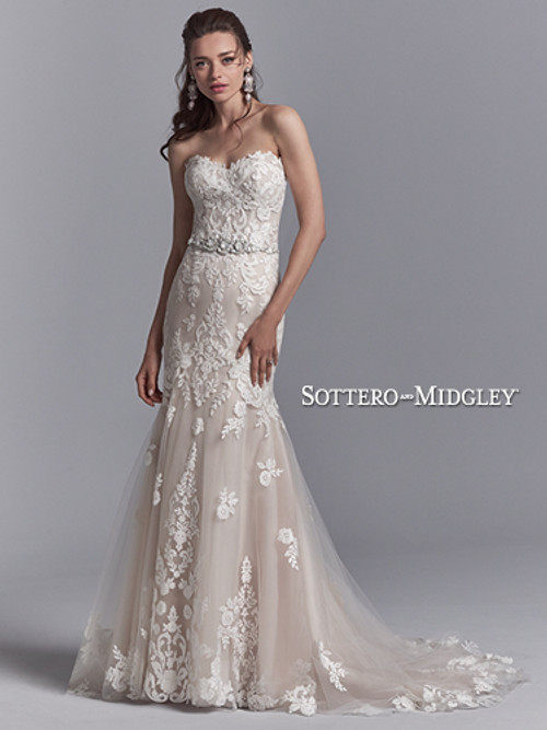 Sottero and Midgley Wedding Dress Frankie