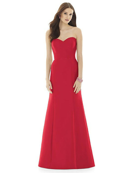 Sale Alfred Sung Bridesmaid Dress D728