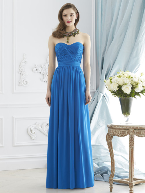 Sale Dessy Bridesmaid Dress 2942