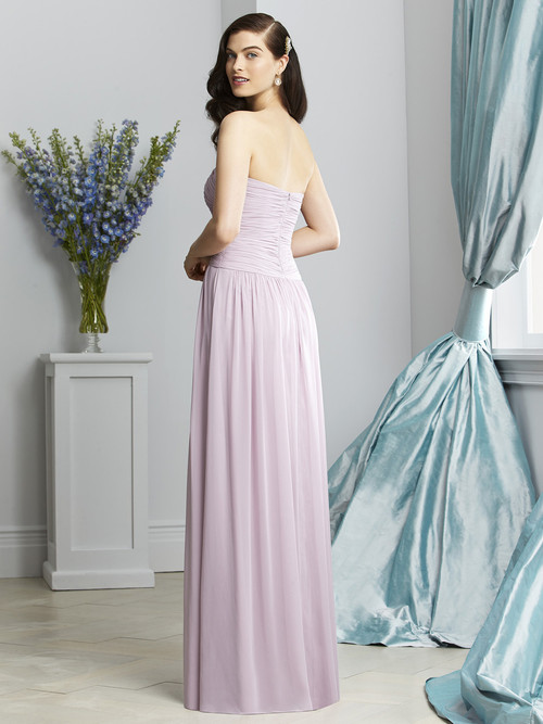 Sale Dessy Bridesmaid Dress 2931