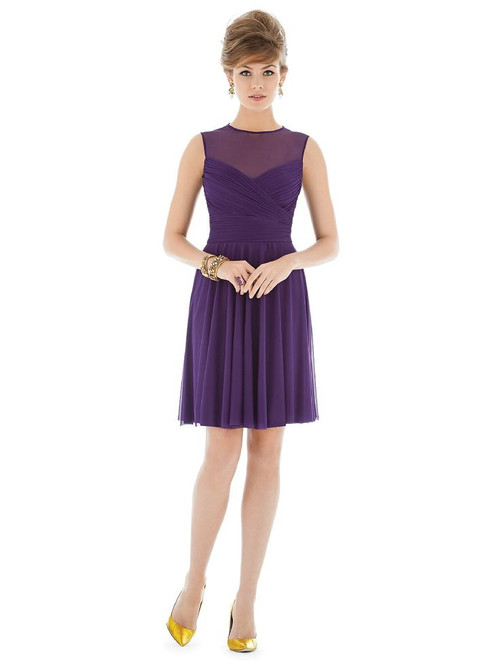 Sale Alfred Sung Bridesmaid Dress D676