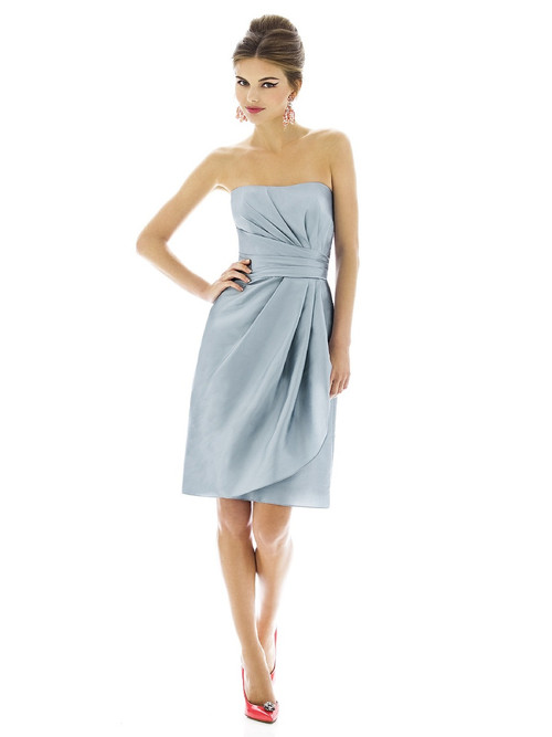Sale Alfred Sung Bridesmaid Dress D602