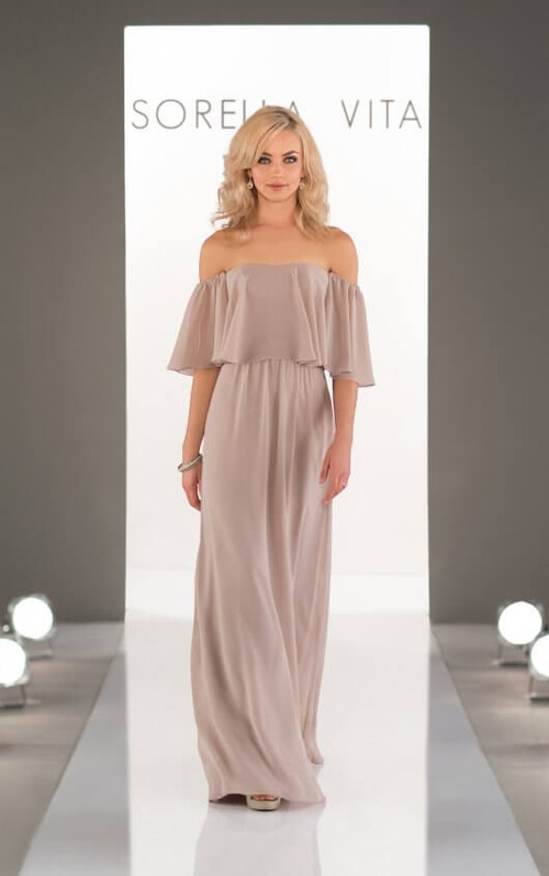 Sorella Vita Bridesmaid Dress 8944