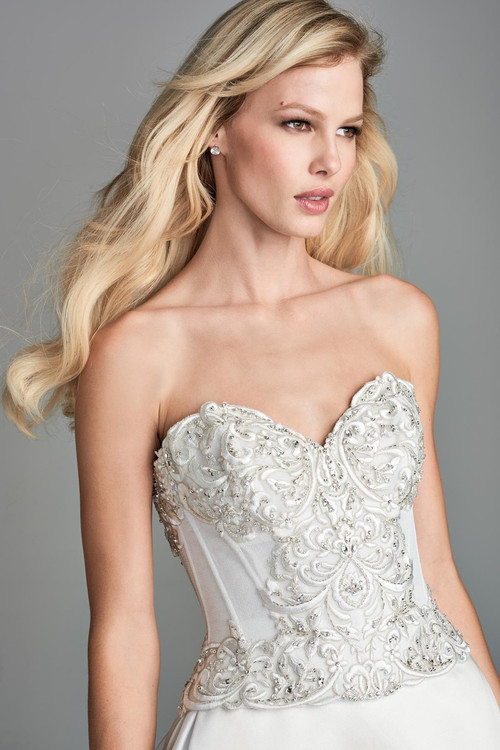 Wtoo Wedding Dress Corset Nikolai (Beaded)