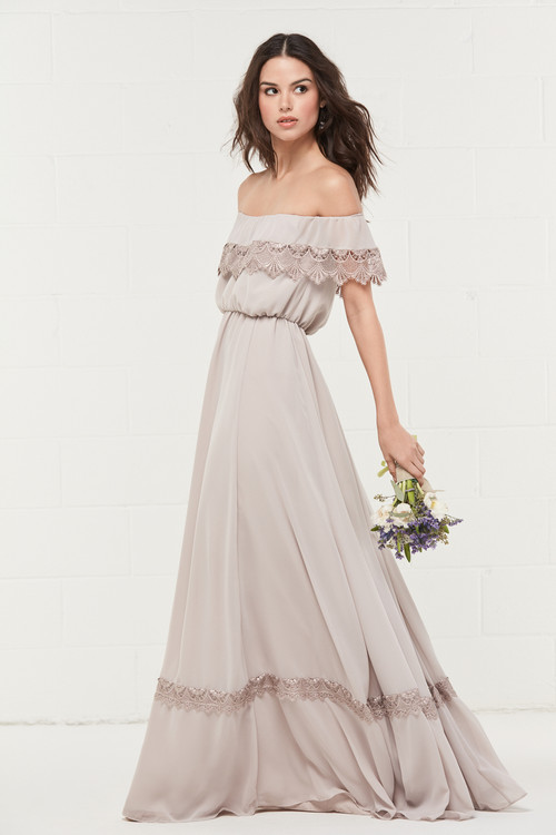 Wtoo Bridesmaids Dress 407