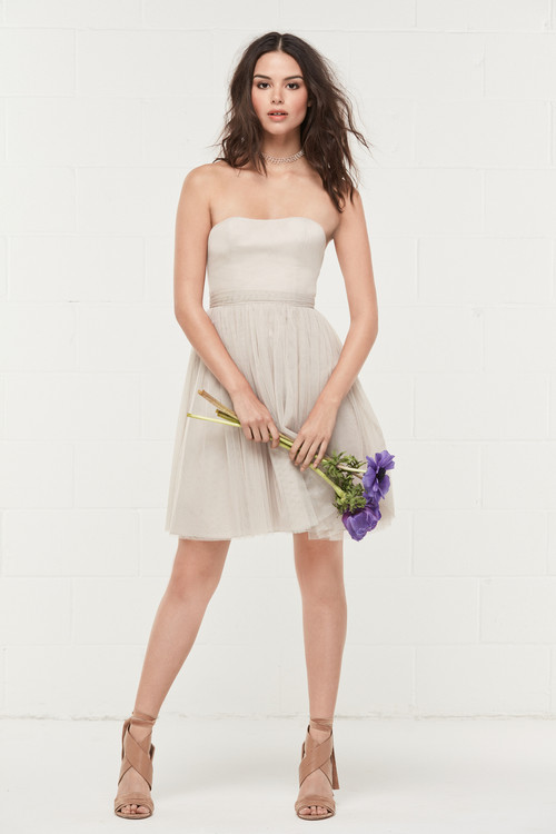 Wtoo Bridesmaids Dress 448K