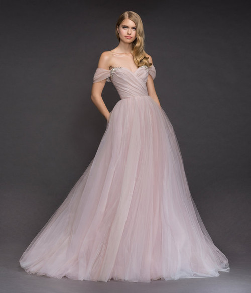 Blush By Hayley Paige Wedding Dress Milo