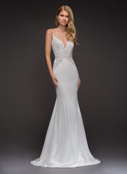 Blush By Hayley Paige Wedding Dress Xenia