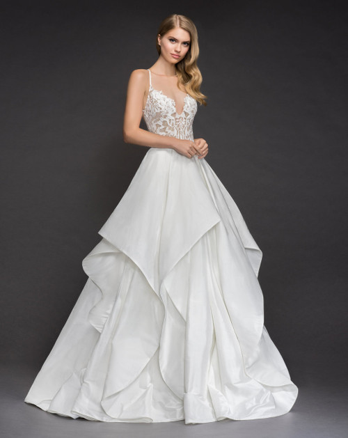 Blush By Hayley Paige Wedding Dress Zuri