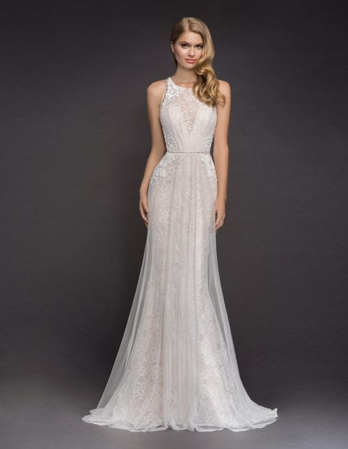 Blush By Hayley Paige Wedding Dress Dawson