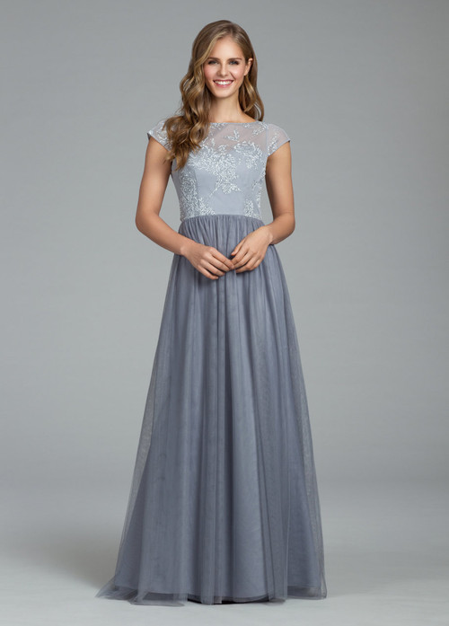 Hayley Paige Occasions Bridesmaid Dress Style 5805