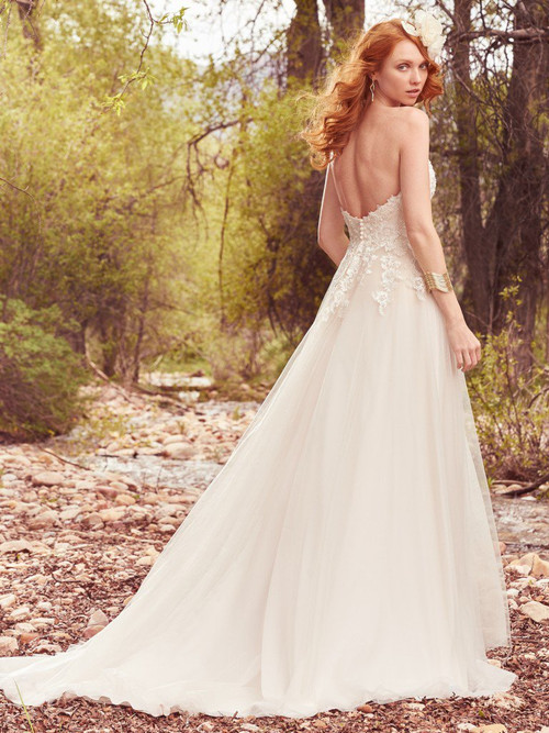 Maggie Sottero Wedding Dress Harmony