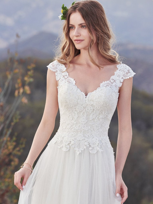 Maggie Sottero Wedding Dress Hensley