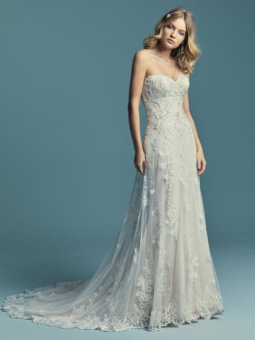 Maggie Sottero Wedding Dress Indiana
