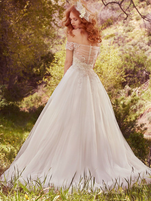 Maggie Sottero Wedding Dress Iris
