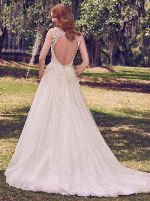 Maggie Sottero Wedding Dress Jace