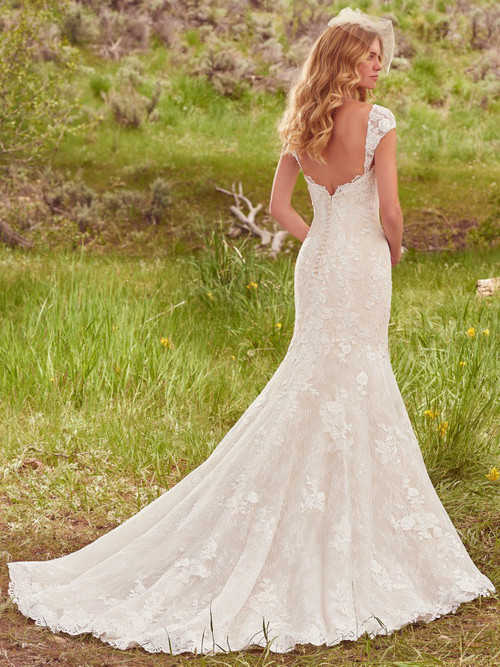 Maggie Sottero Wedding Dress Jackie