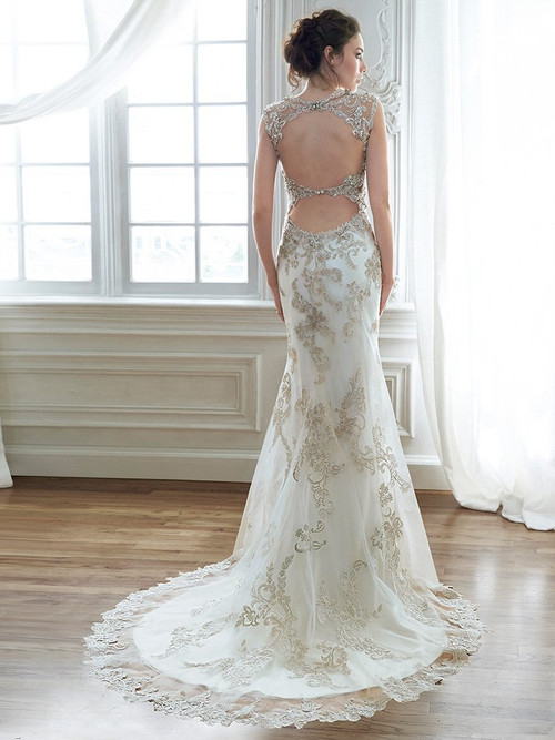 Maggie Sottero Wedding Dress Jade