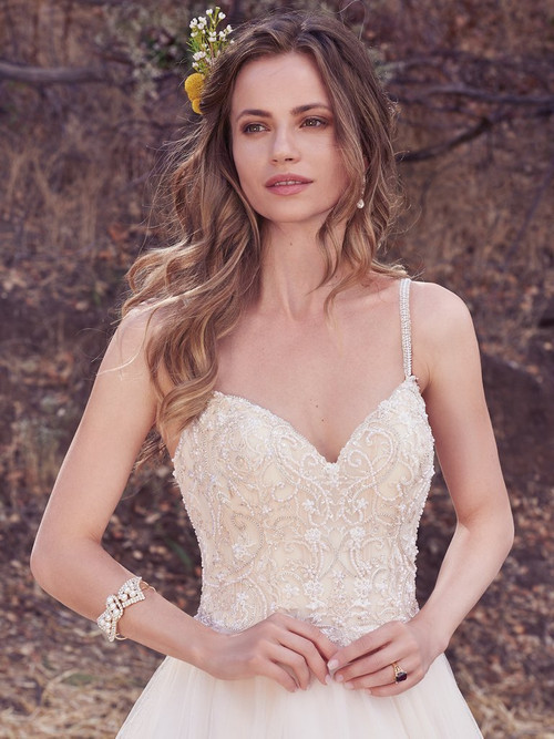 Maggie Sottero Wedding Dress Janessa
