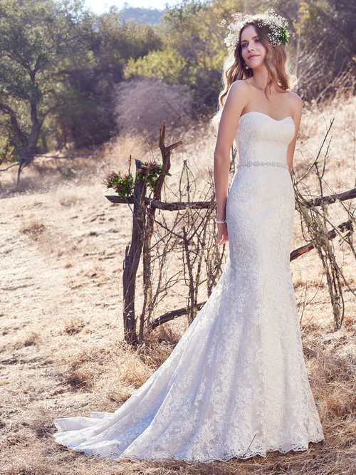 Maggie Sottero Wedding Dress Jaslynn