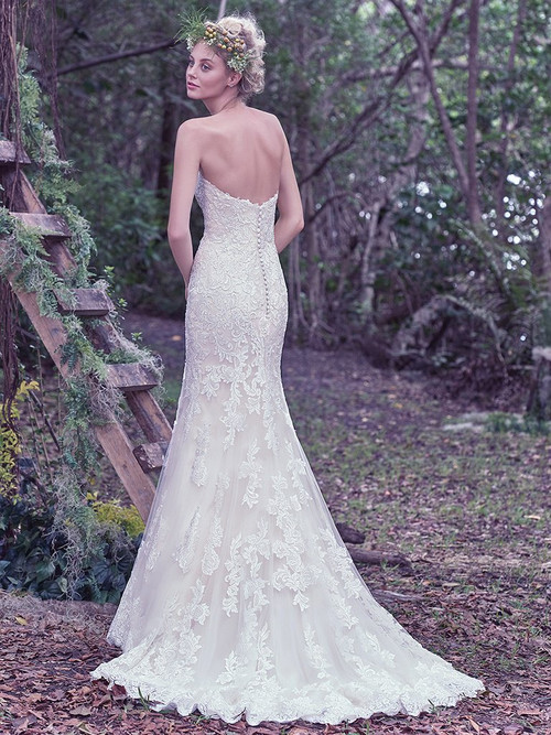 Maggie Sottero Wedding Dress Jennita