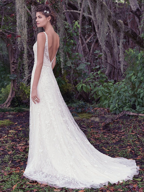 Maggie Sottero Wedding Dress Jorie
