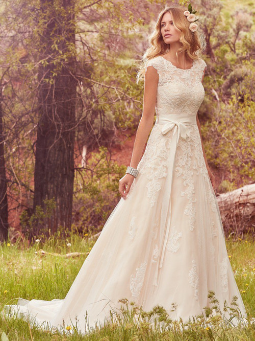 Maggie Sottero Wedding Dress Lindsey Marie