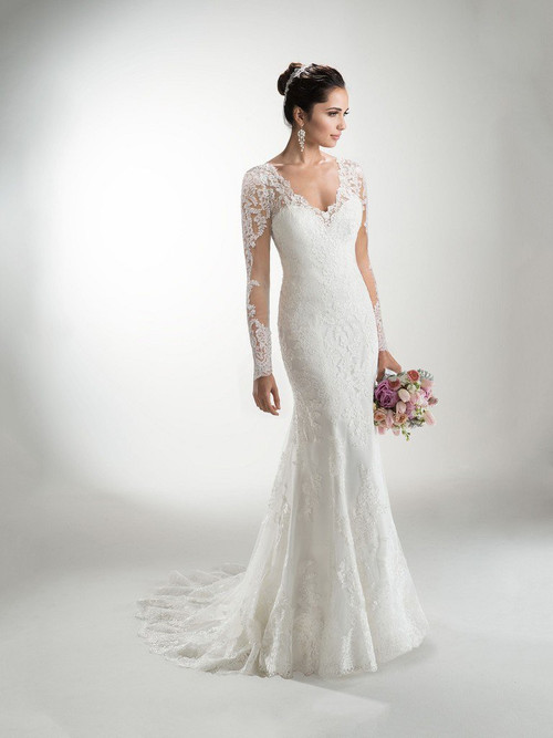 Maggie Sottero Wedding Dress Melanie Marie (4MS06115)
