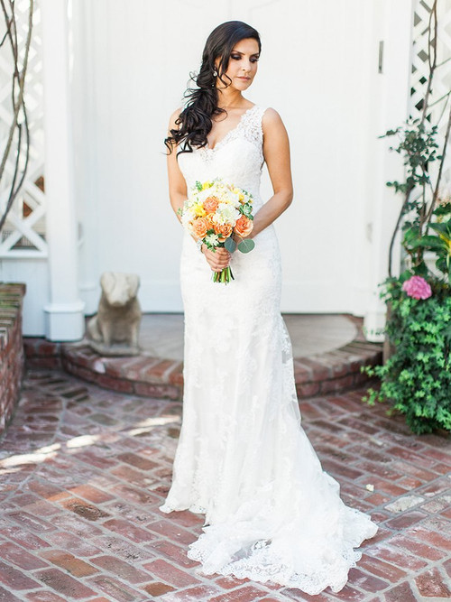 Maggie Sottero Wedding Dress Melanie (4MS061)