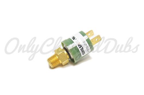 Non-Adjustable Pressure Sensor