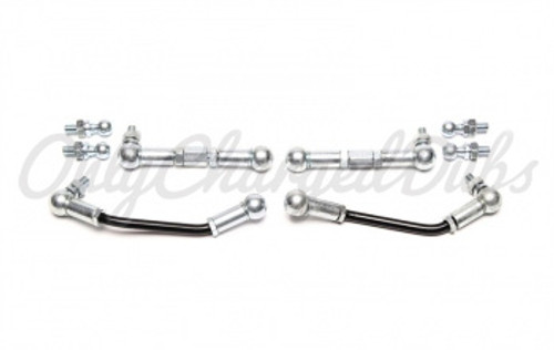 Audi A6 4F OEM Air Suspension Lowering Links
