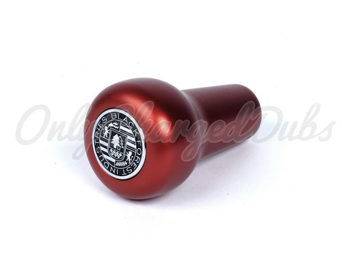 VW/Audi BFI Heavy Weight Shift Knob Full Billet Red - GSAR