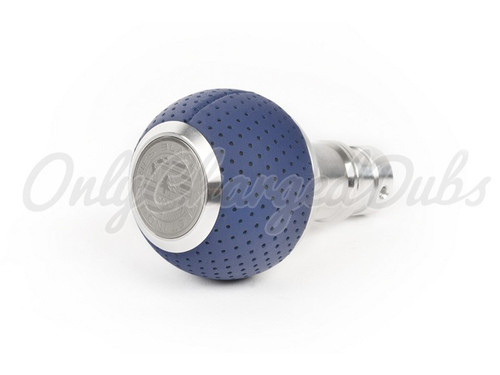 VW/Audi BFI Heavy Weight Shift Knob - Porsche Maritime Blue Leather