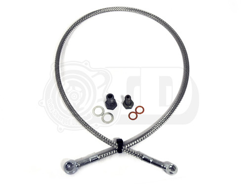 G60/G40 Oil Feed Pipe & Sensor T-Piece Adapter