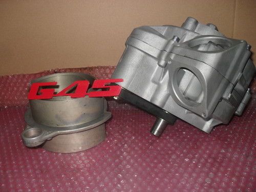 G45 Supercharger Conversion