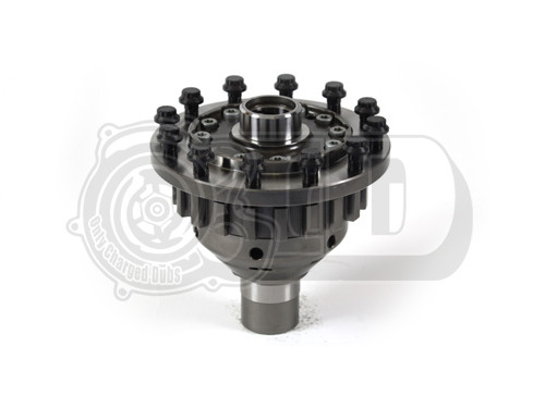02E DSG 4WD Quaife ATB Helical LSD Differential