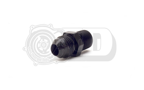 Threaded Fitting - AN8 to NPT OB2 Compressor Adapter