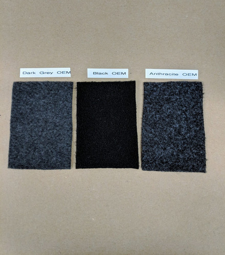 OEM Carpet Samples