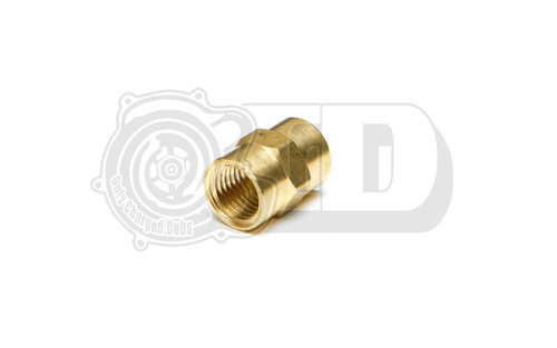 Threaded Fitting - Female Coupling