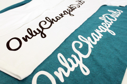 Only Charged Dubs Script T-Shirt