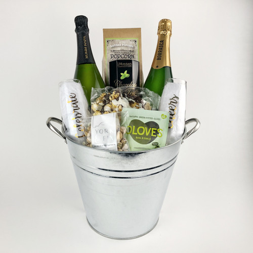 Bucket of Bubbles