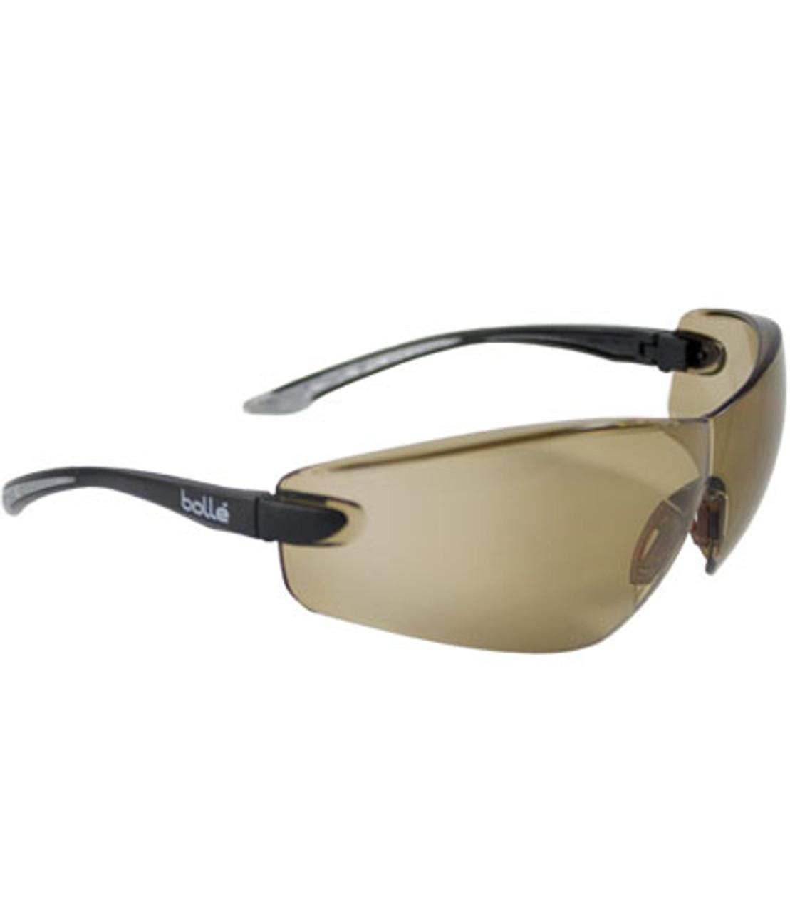 Cobra Eyewear, Smoke Lens, Anti-fog, Anti-scratch