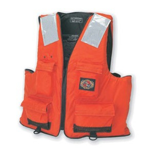 Deck Hand Life‰ Vests 2XL